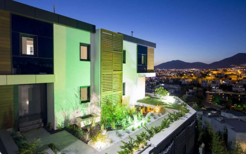Project Marina: Garden Dublex For Sale In Bodrum