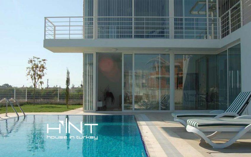 Villa For Sale Near The Golf Course In Belek, Antalya.