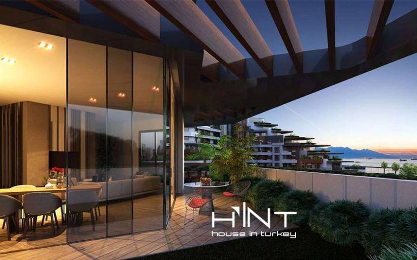 New Project With Terrace Garden In Belek, Antalya