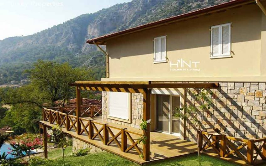 Gorgeous Luxury Villa In Gocek