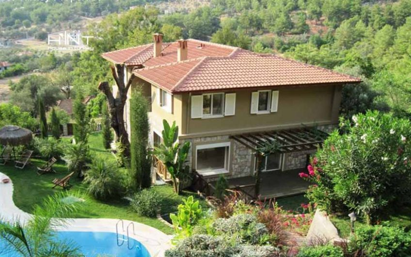 Gorgeous Luxury Villa In Gocek